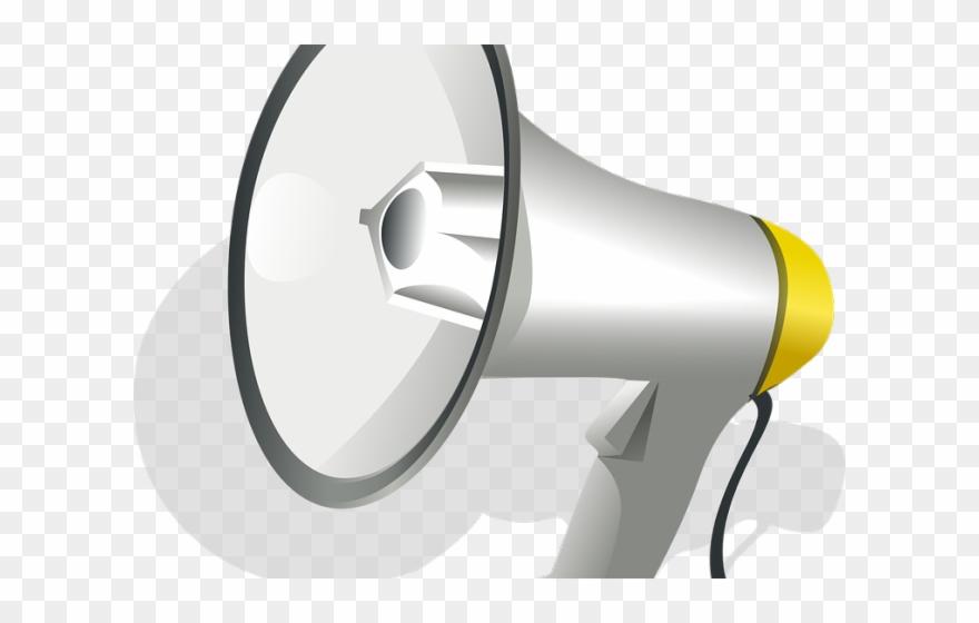 Horn clipart horn speaker. Phone png download