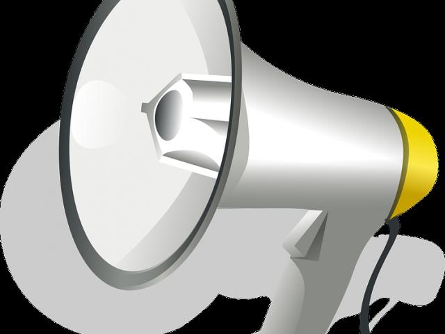 horn clipart horn speaker