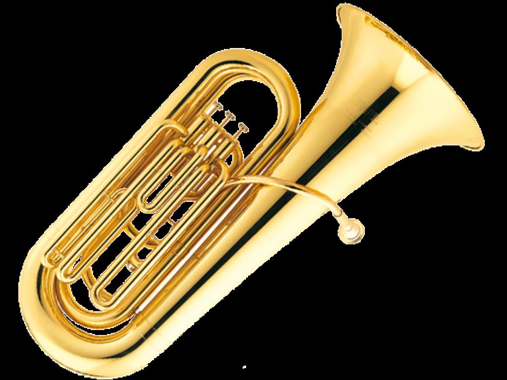 Horn clipart tuba. Listen to telly on