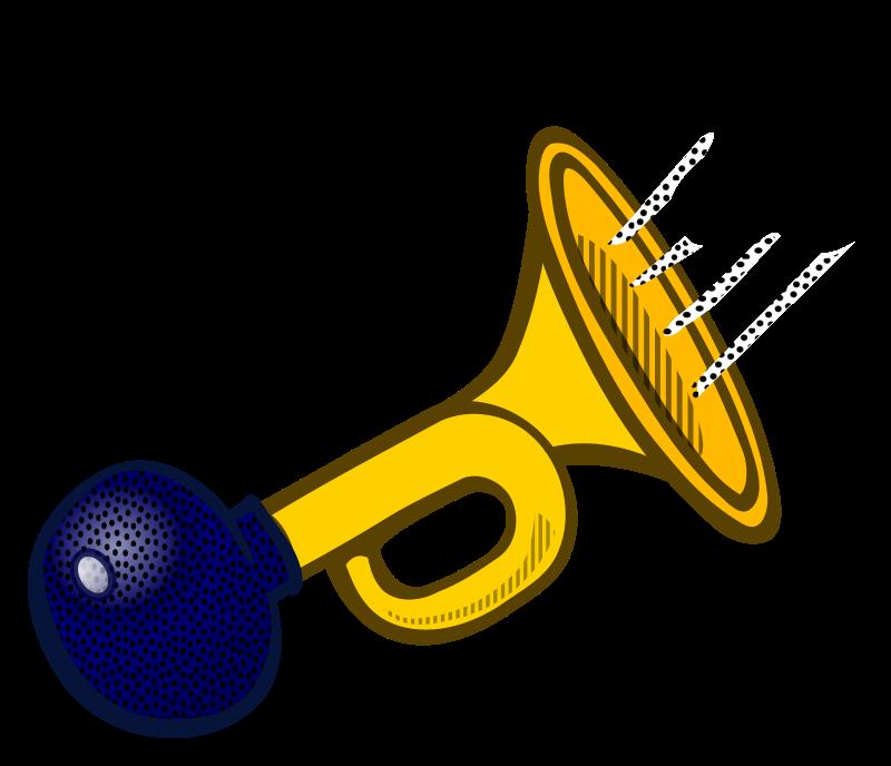 horn clipart