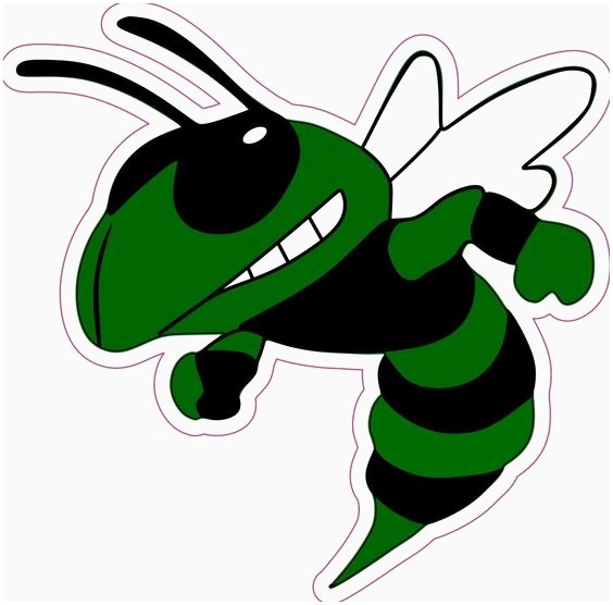 Hornet clipart. Awesome mascot cliparts ideas