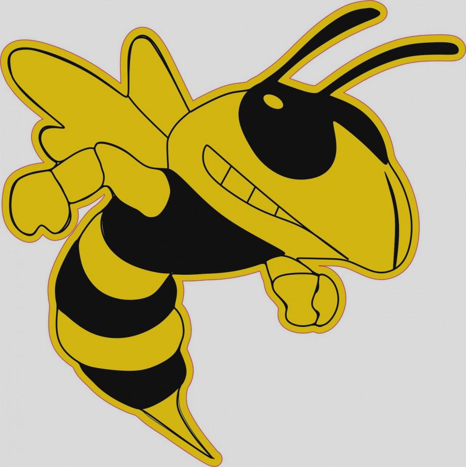 Hornet clipart. Unique clip art hornets