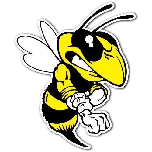 Hornet clipart hatton. Mascot wikiclipart
