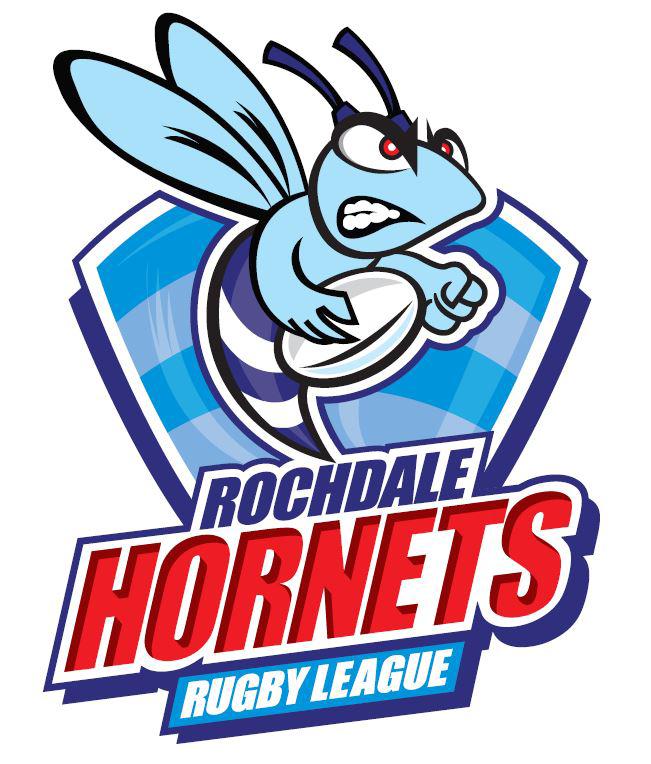 First team rochdale hornets. Hornet clipart hatton