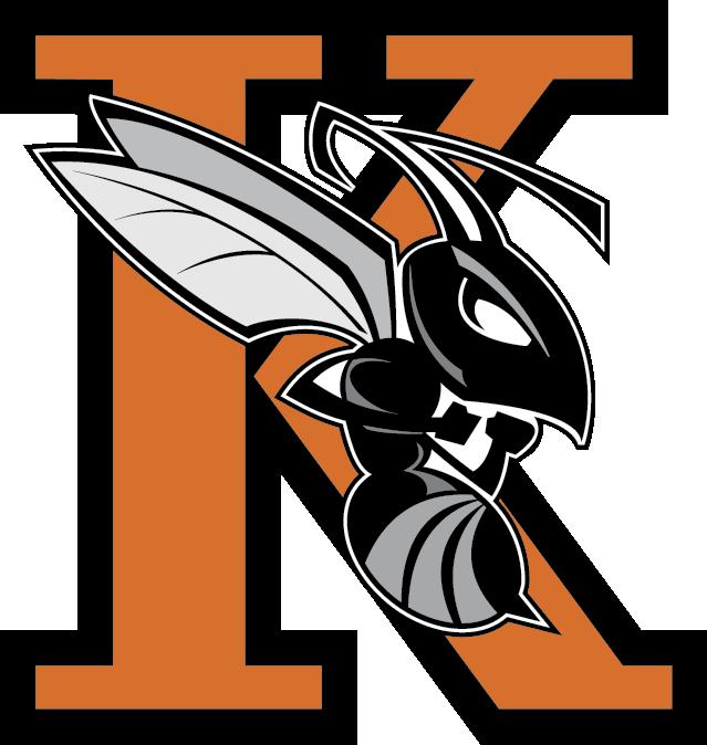 Brandk k logo png. Hornet clipart kalamazoo college
