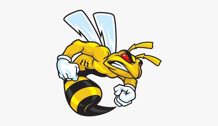 Hornet clipart logo. Bee super free cliparts