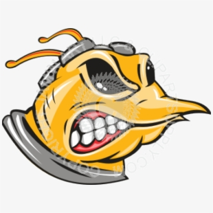 Free cliparts on clipartwiki. Hornet clipart mad
