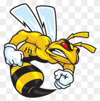 Hornet clipart mad. Free png clip art