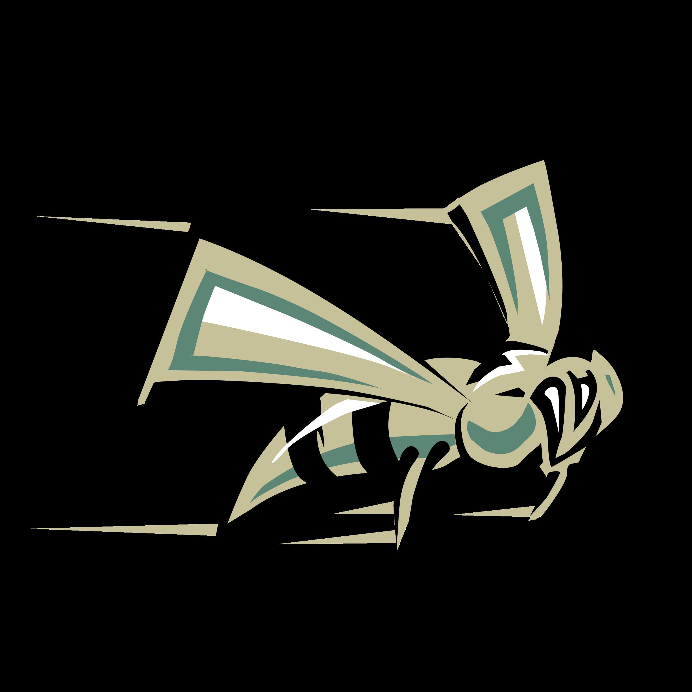 Sacramento state hornets logo. Hornet clipart svg