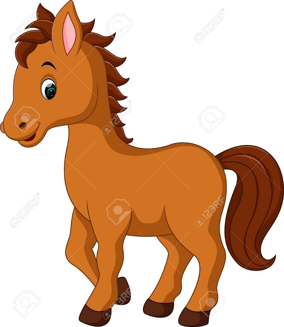 Horse Clipart Cartoon Horse Cartoon Transparent Free For Download On Webstockreview 2020