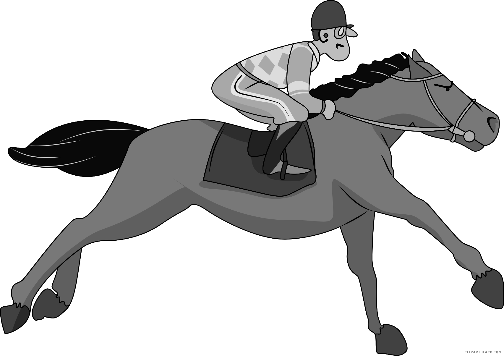 Galloping horse animal free. Horses clipart gallop