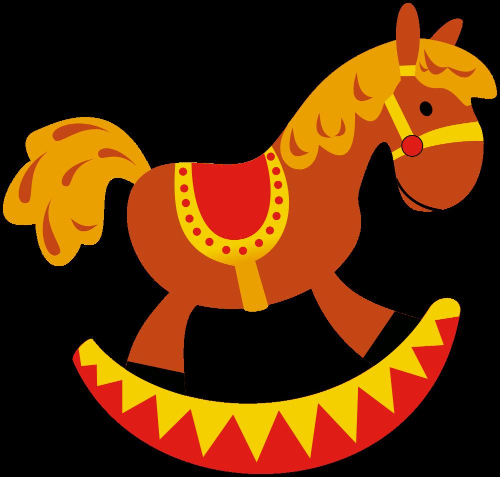 Onlinelabels clip art toy. Horse clipart illustration