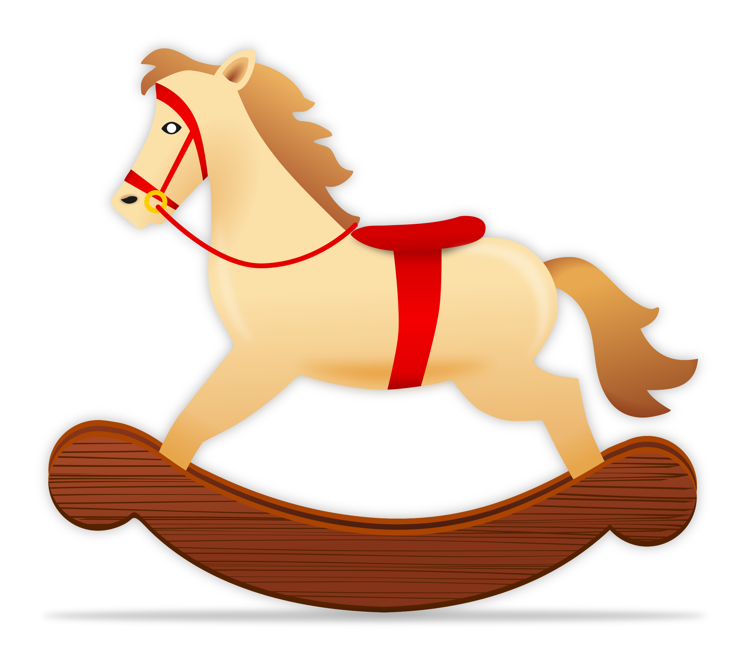 Wood big image png. Horse clipart illustration