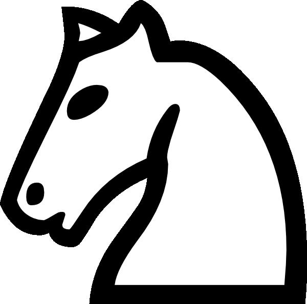 At clker com vector. Knight clipart horse clip art