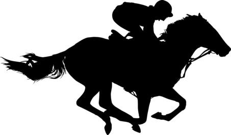 Free download best . Horse clipart race horse