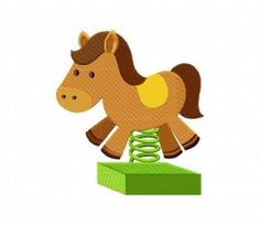 Cliparts zone . Horse clipart spring