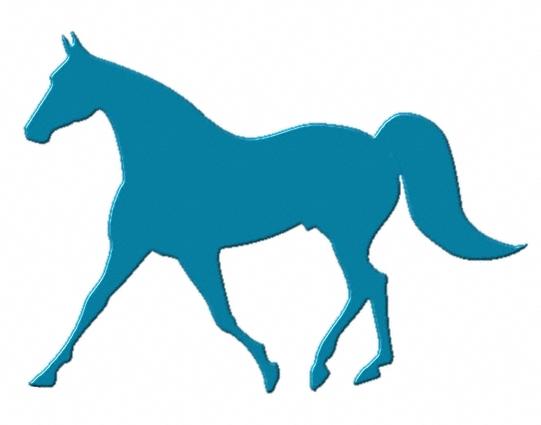Horses clipart blue. Free horse cliparts download