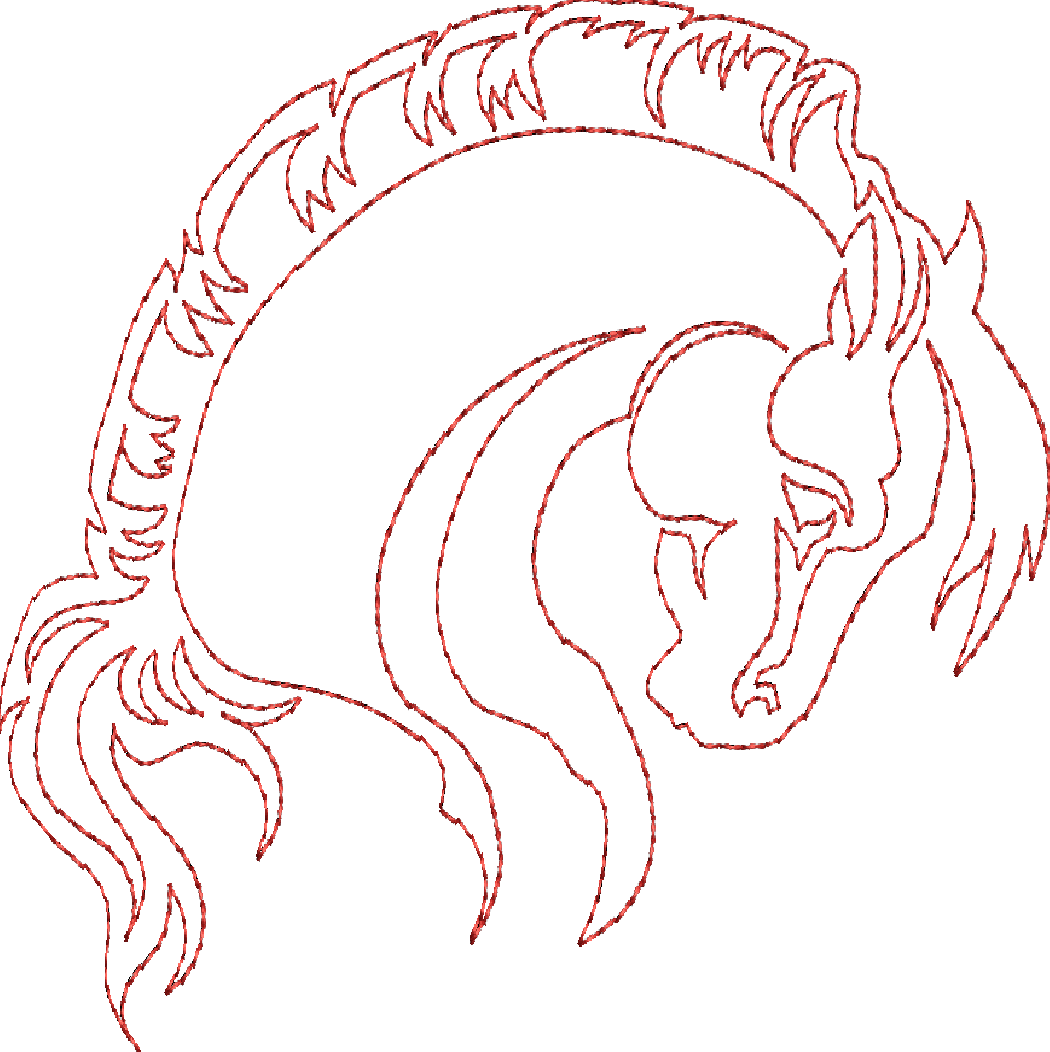 Horses clipart ear. Horse song continuous single
