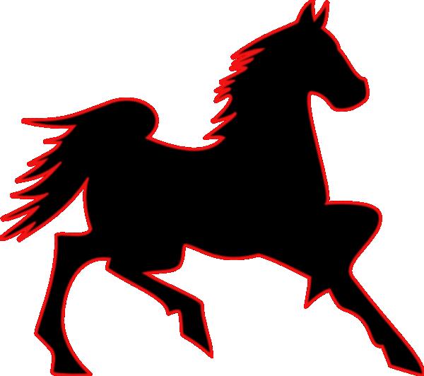 Horses clipart morgan horse. Fire critters pinterest explore