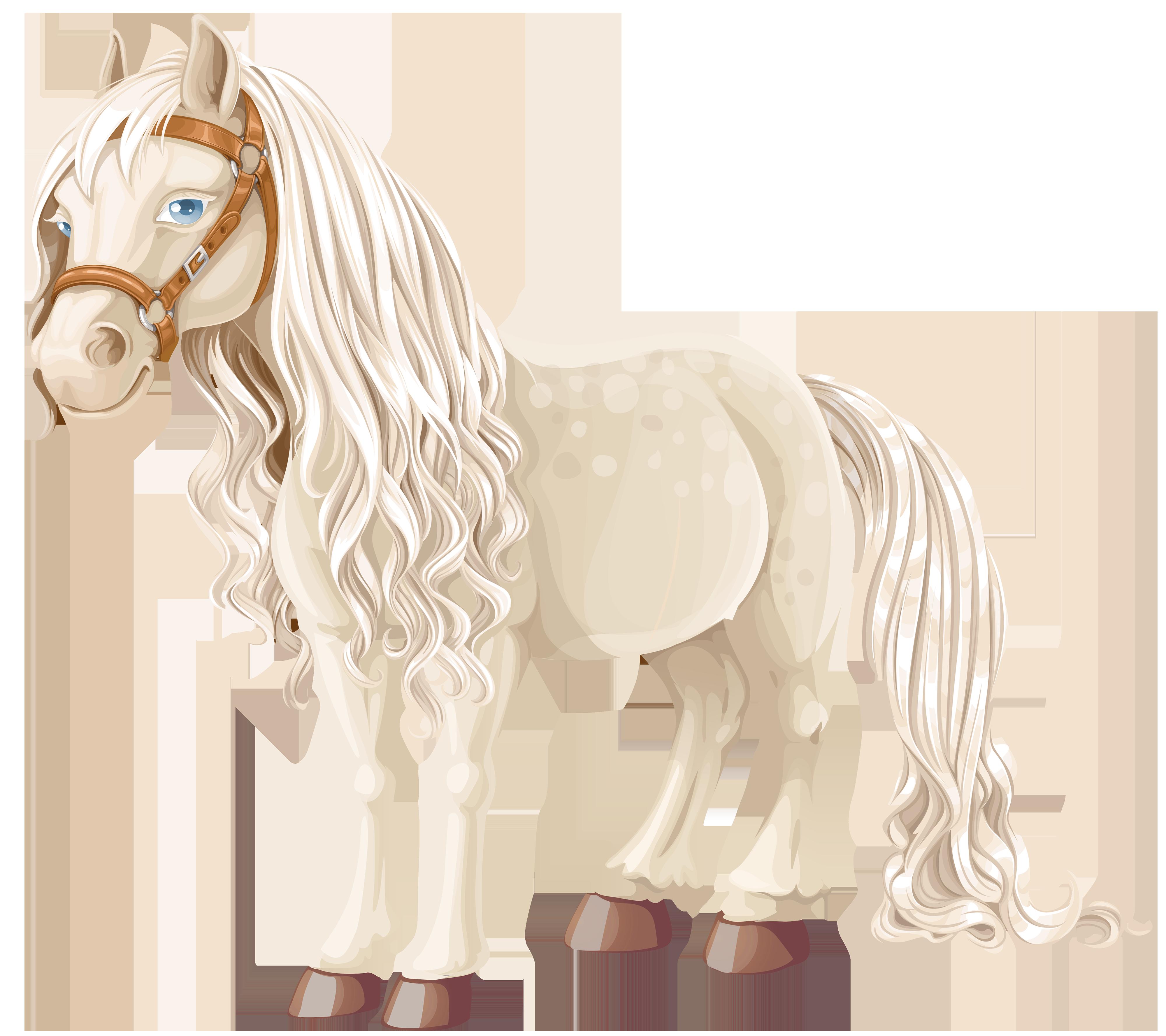 Arabian horse american miniature. Horses clipart pony