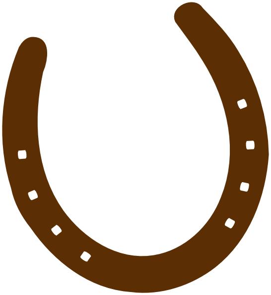 Horseshoe clipart. Pictures clipartix