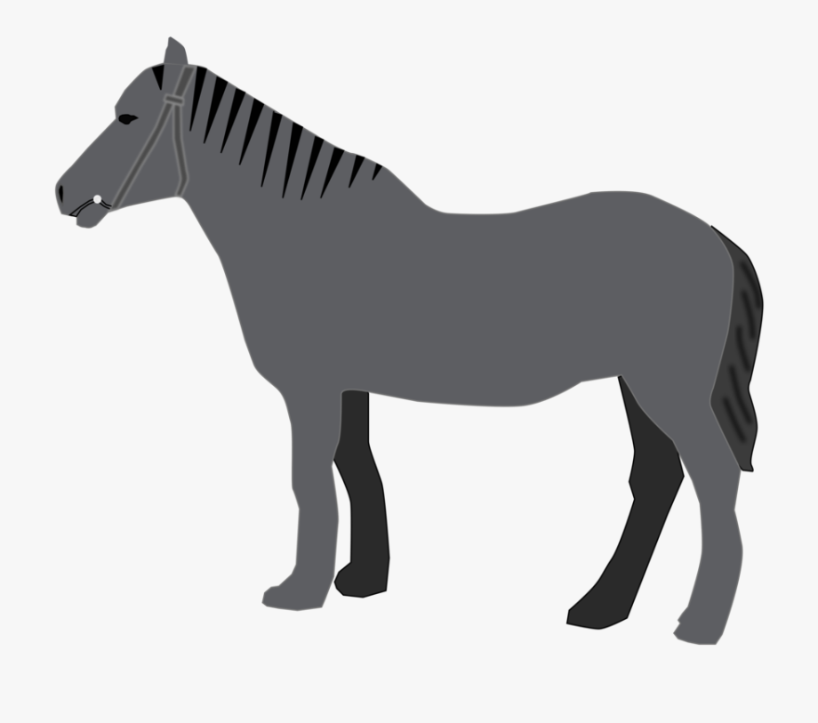 Horseshoe clipart horse camp. Gray free cliparts on