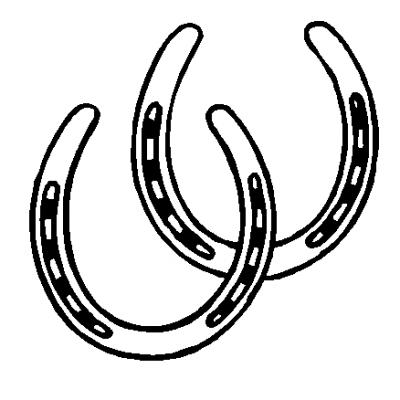 Free download clip art. Horseshoe clipart horse shoe