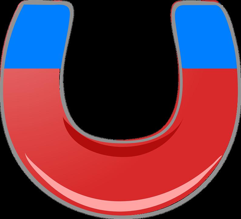 Horseshoe clipart horseshoe magnet. Hd png transparent images