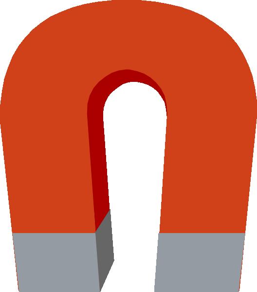 Horseshoe horseshoe magnet