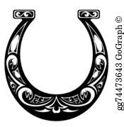 Lucky clip art royalty. Horseshoe clipart luck