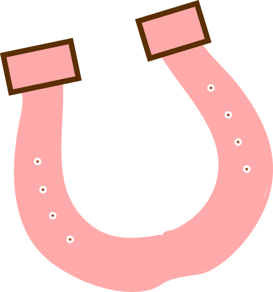 horseshoe clipart svg