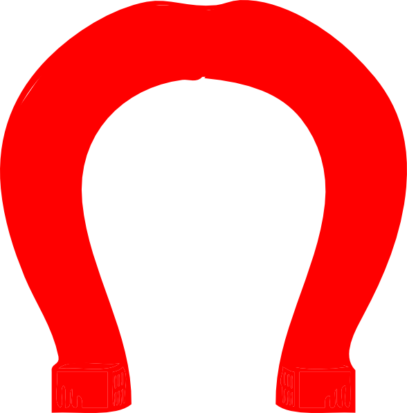 Logo logodix . Horseshoe clipart upside down