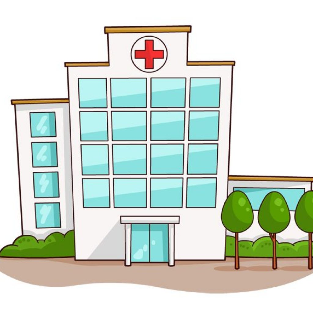 Hospital clipart. Pencil hatenylo com hospitals