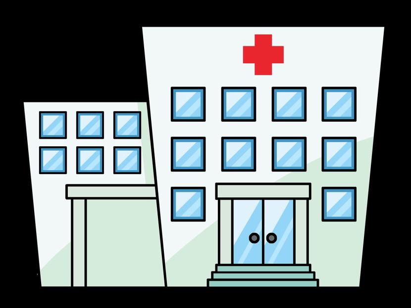 Hospital clipart hospital visit.  collection of transparent