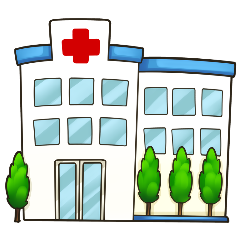 Hospital clipart medical facility.  collection of health