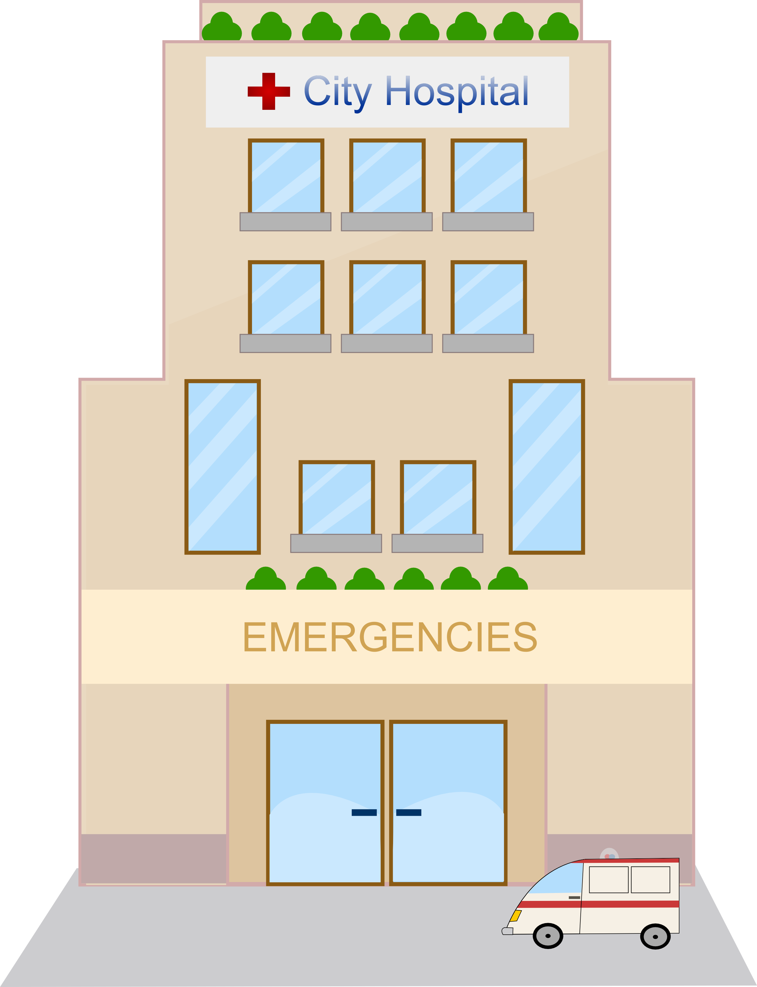 Building free on dumielauxepices. Hospital clipart recovery room