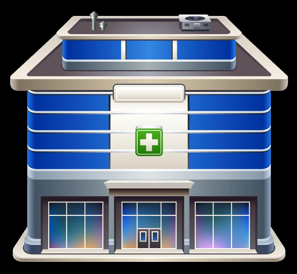 png pinterest clip. Hospital clipart store building