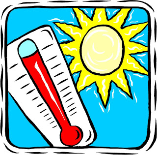 Hot clipart. Thermometer clip art panda