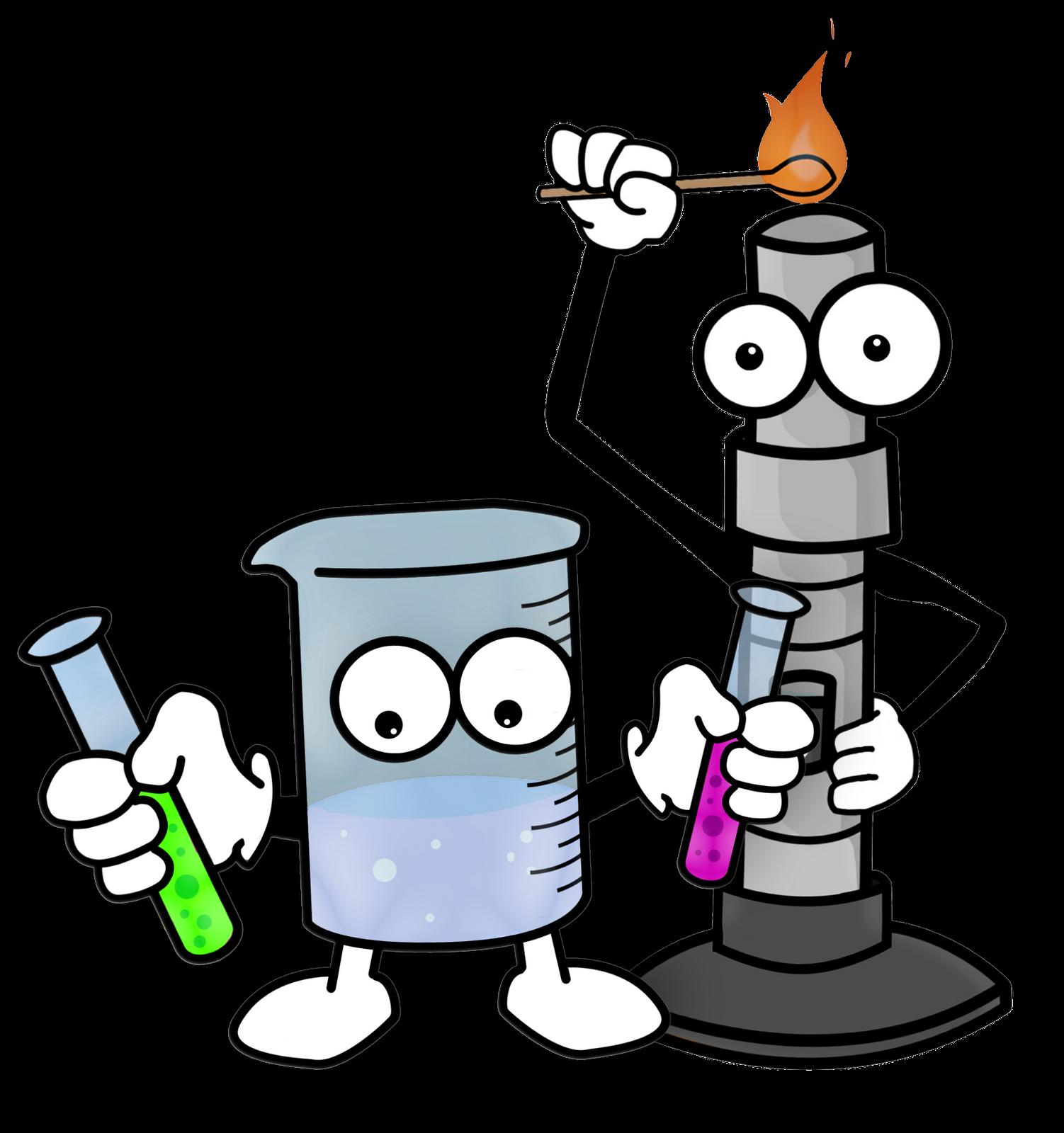Dr bunsen honeydew burner. Lab clipart physical science