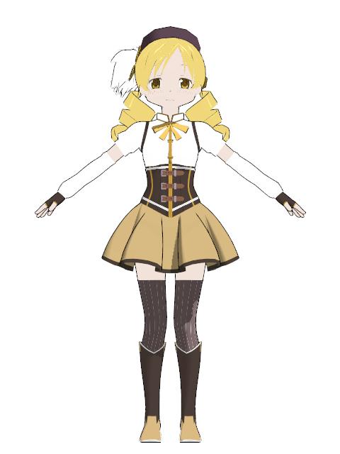 Tomoe kakura mikumikudance wiki. Hot clipart mami