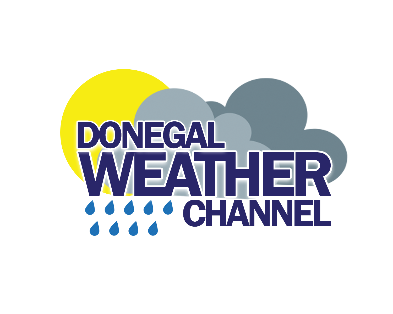 Hot clipart mild weather. Donegal channel warm update