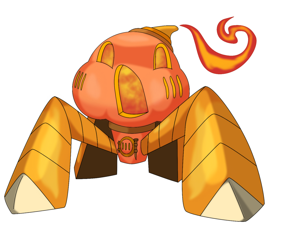 Hot clipart tener. Fakemon they see me
