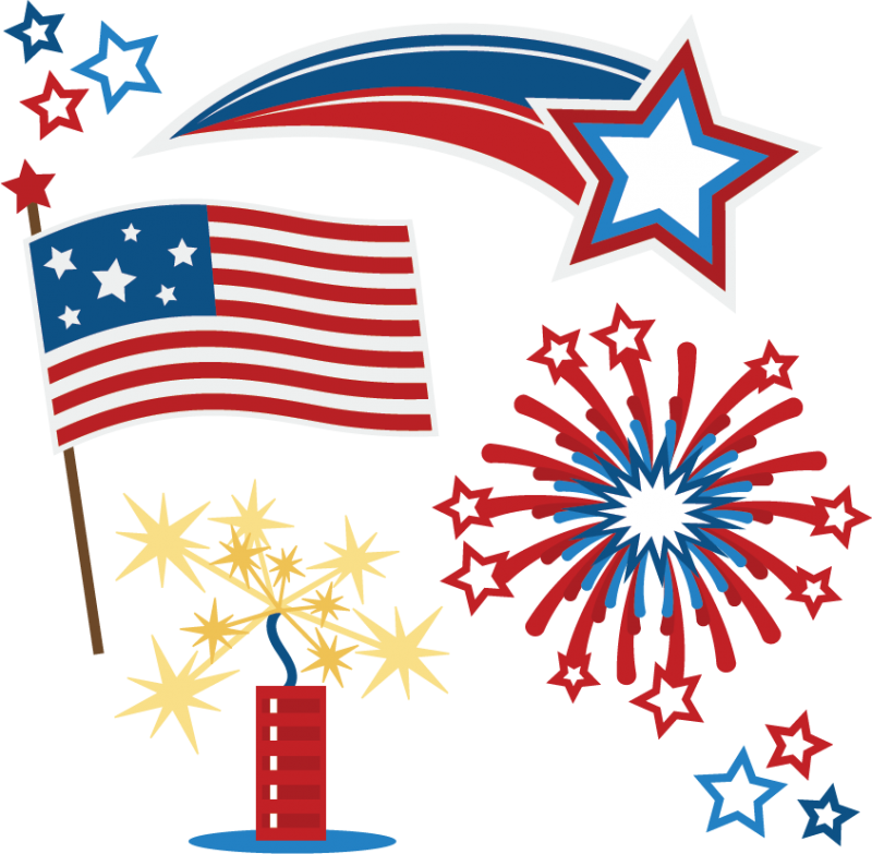Independence day free content. Hotdog clipart 4th july