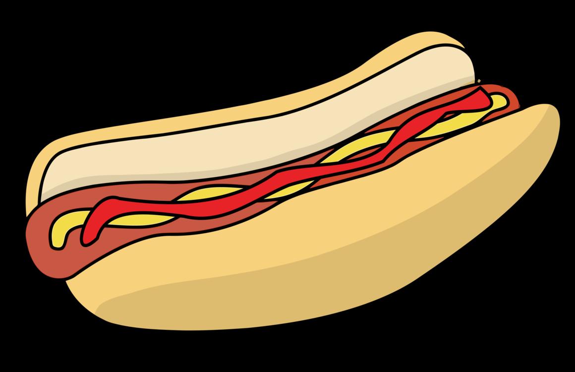 Fast hot dog clip. Hotdog clipart american food