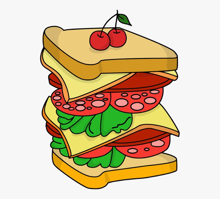 Hotdog clipart chicken pizza. Drawing sandwich