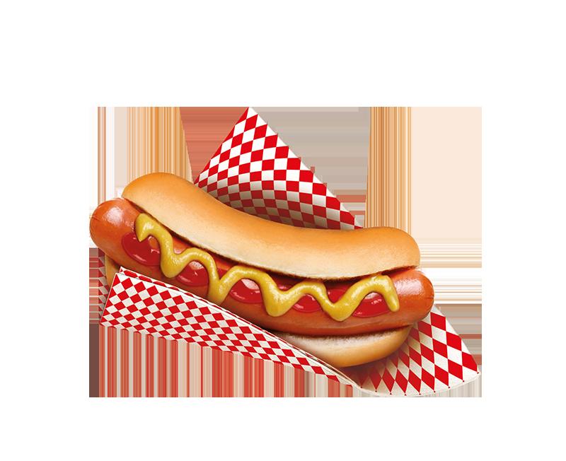 Hotdog clipart simple food. Eat the hot dog