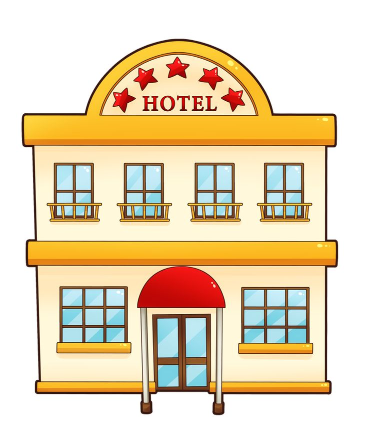 Hotel clipart. Png station