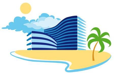 X free clip art. Hotel clipart beach hotel