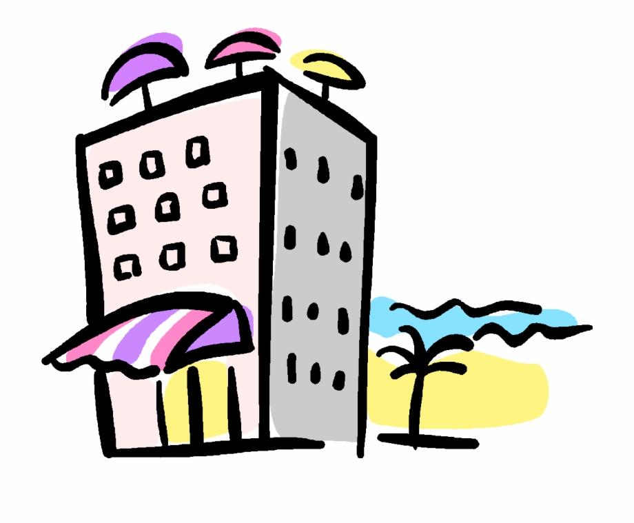 Hotel clipart beach hotel. Latest inn clip art