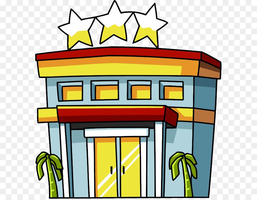 Hotel clipart clip art. Yellow star transparent